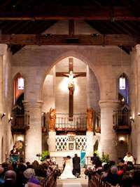 wed altar